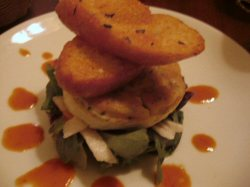 Itzocan_bistro_goat_cheese_flan