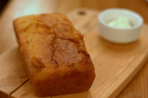 The dutch cornbread