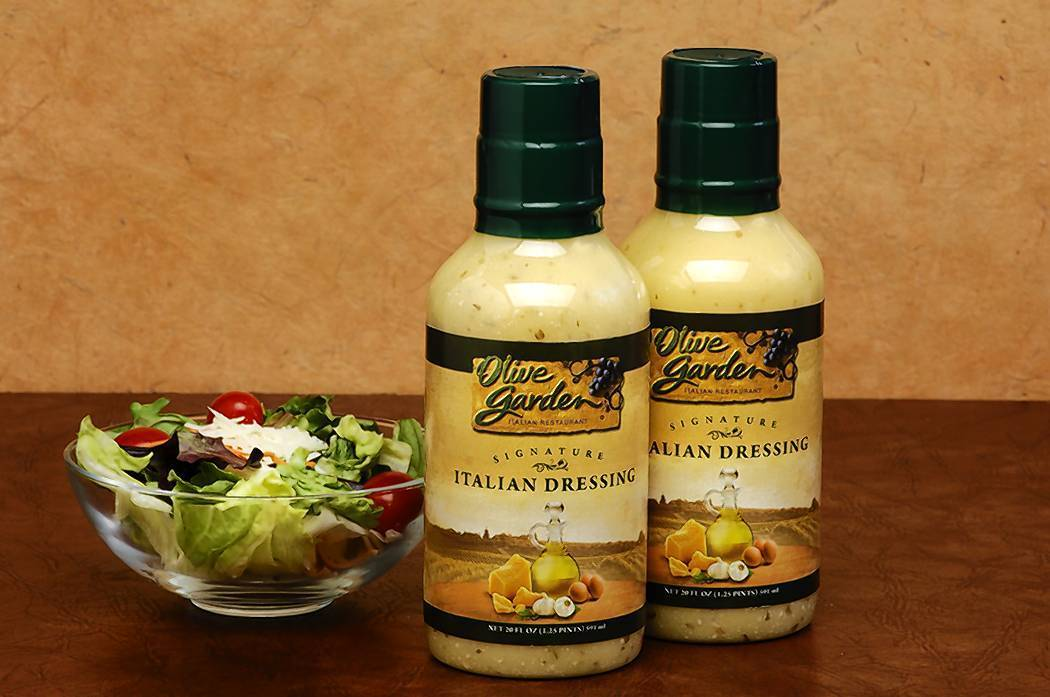 In the privacy of your own home goodies first for Olive garden italian dressing recipe