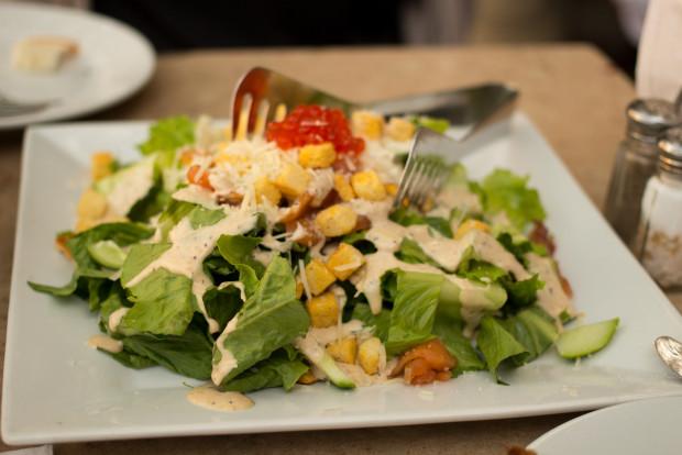 gambrinus salad