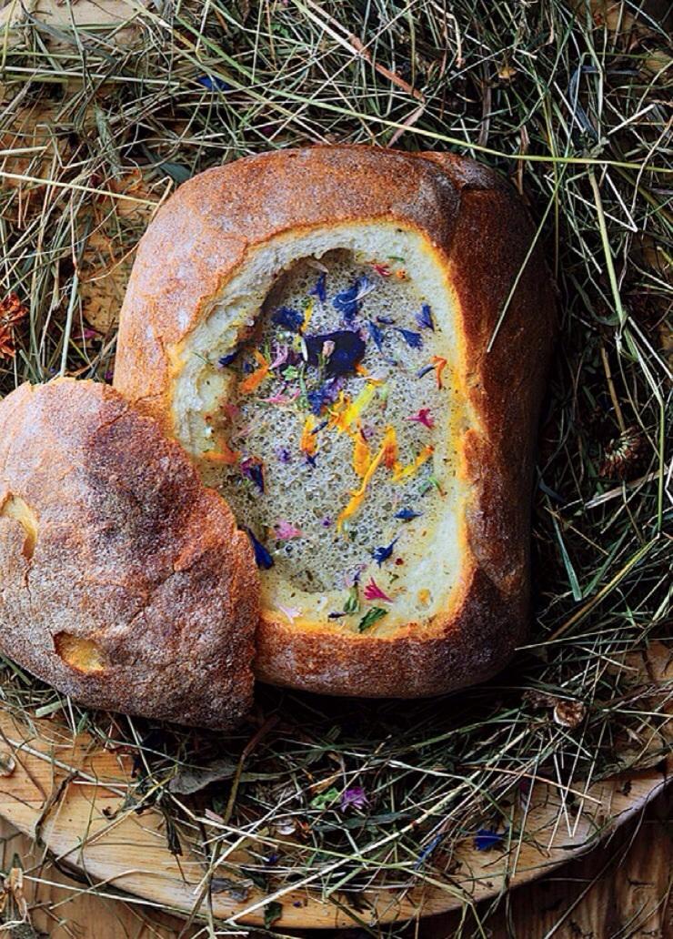 gostner schwaige bread bowl