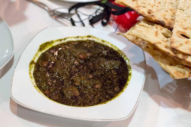 abshar gormeh sabzi