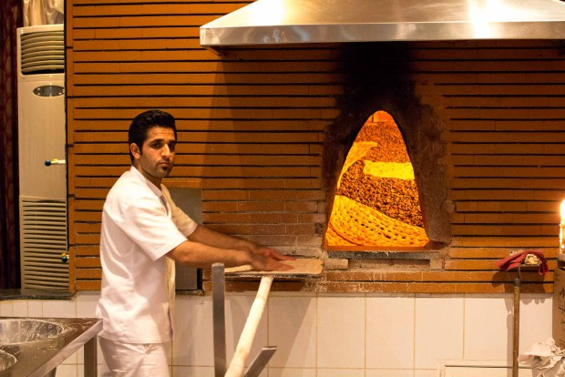 abshar sangak oven