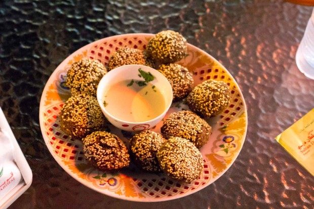 qwaider al nabulsi falafel mahshi