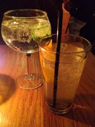 el born gin & tonics