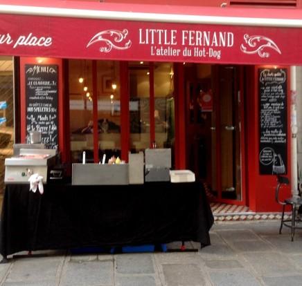 Facebook/Little Fernand