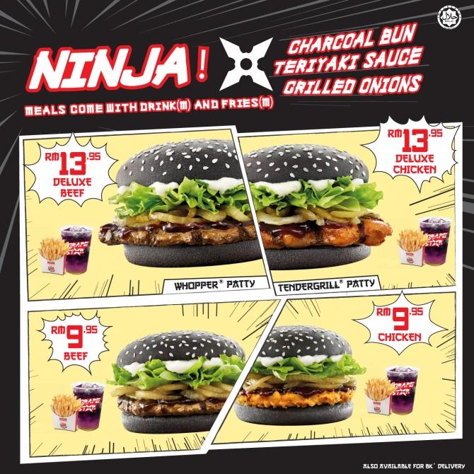 menu junior burger king