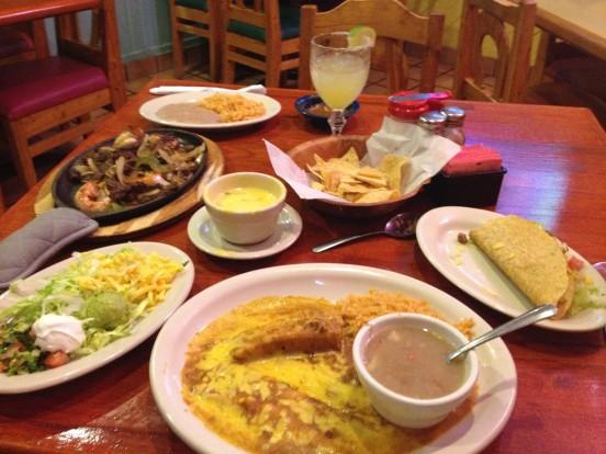 nuevo mexico dinner
