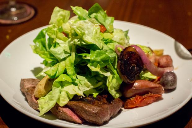 seasons 52 steak salad