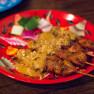pasar malam chicken satay