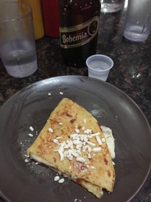 arepa lady dessert