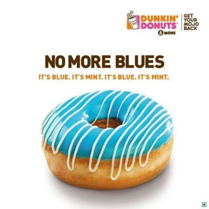 Facebook/Dunkin' Donuts India
