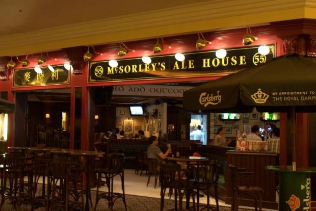 exterior mcsorley's ale house macau