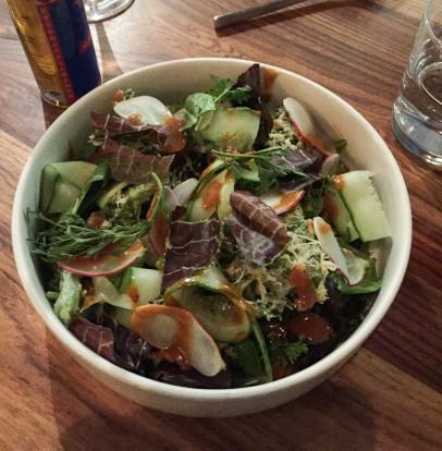 kin khao yum yai salad