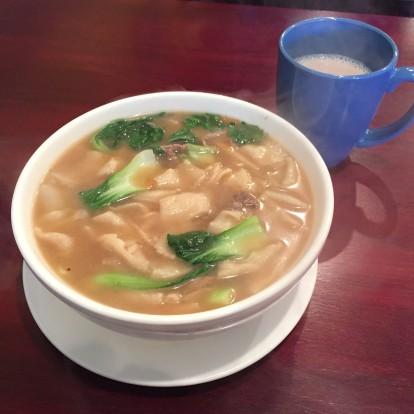 spicy tibet soup