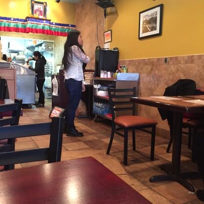 spicy tibet tea service