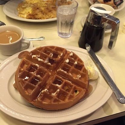 jahn's waffle