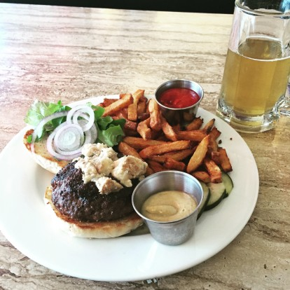 grazin' burger