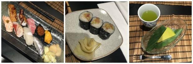 sushi inoue three