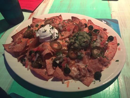 senor frog's nachos