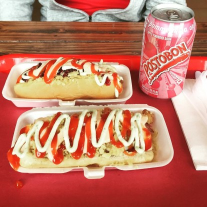 la perrada de chalo hot dogs
