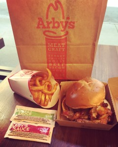 arby's lunch