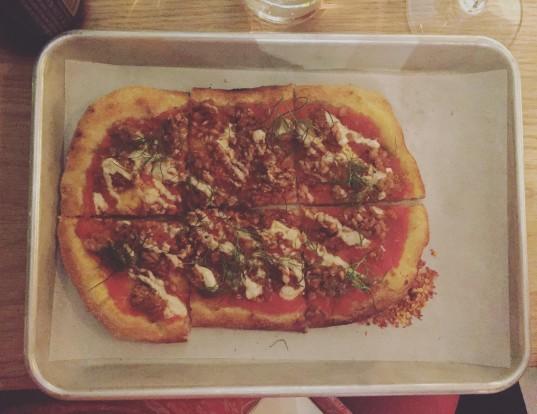 00+co farro fennel pizza