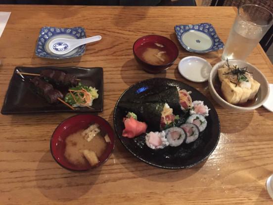 koji negamaki & sushi