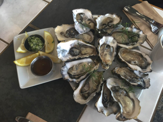 local ocean oysters