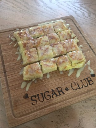 sugar club roti