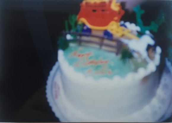 stagecoach cake