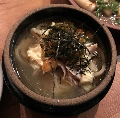hanoak soup
