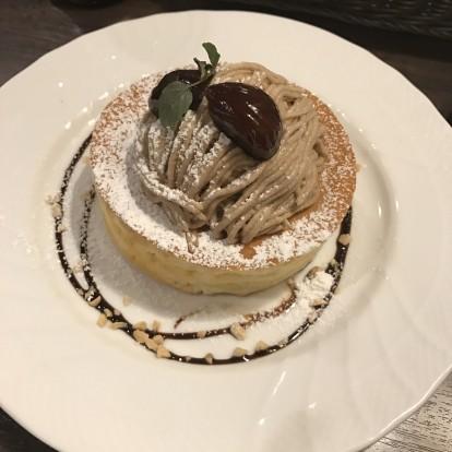 hoshino chestnut pancake