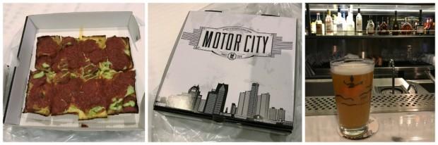 motor city trio