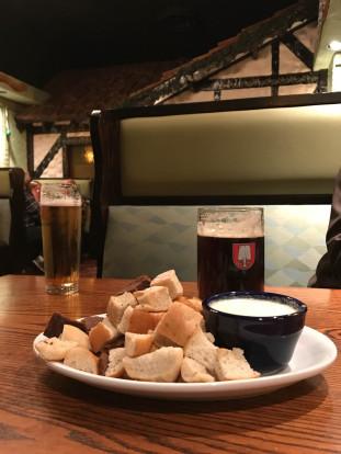 rheinlander-fondue