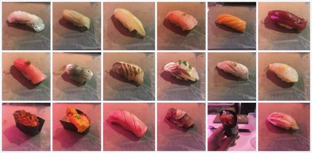 sushi by bae grid